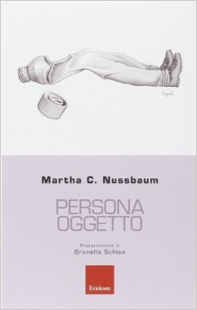 Martha C. Nussbaum – Persona oggetto