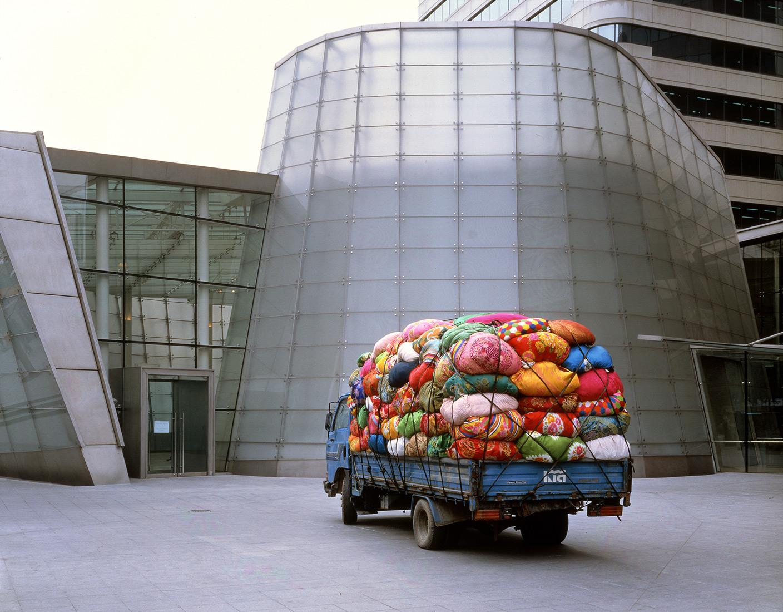 Kimsooja - Bottari Truck