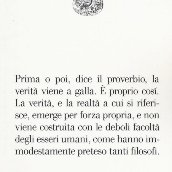 Maurizio Ferraris – Emergenza