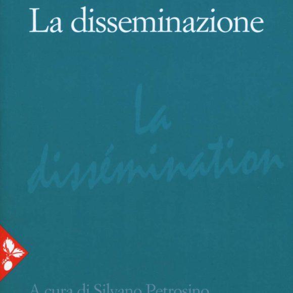 Jacques Derrida-La Disseminazione