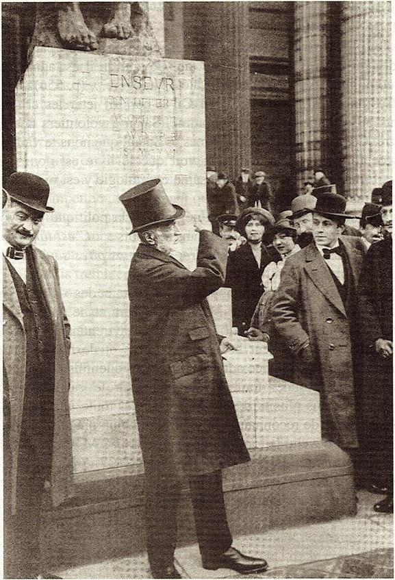Immagine di Brisset di Rodin soggetto del testo