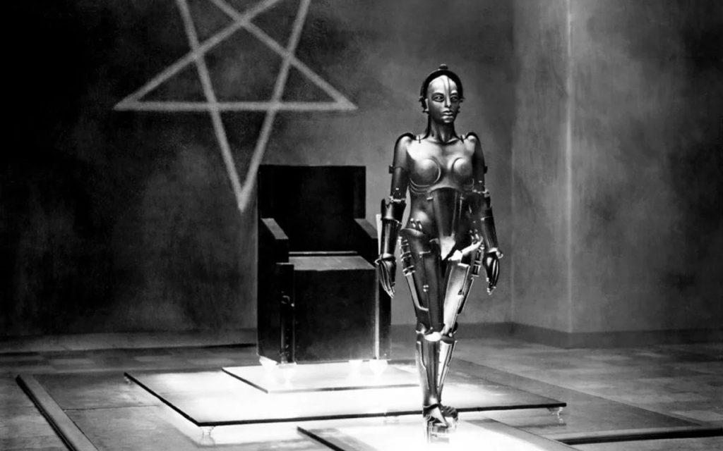 L'Automa Immagine tratta da Fritz Lang, Metropolis