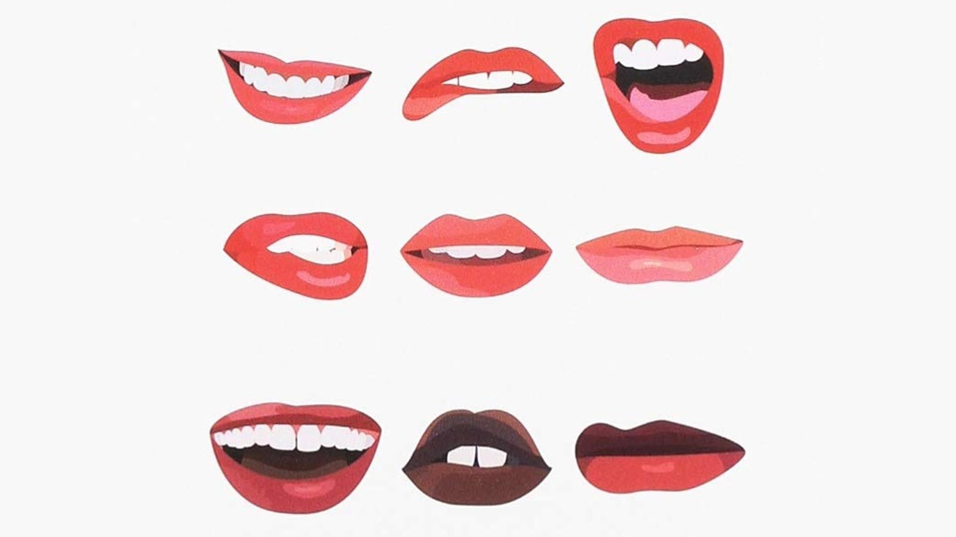 Marco Menin - Il fascino dell'emozione. Bocche